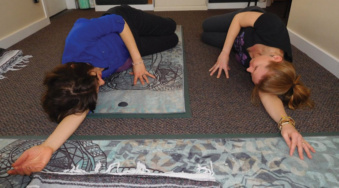 Holistic Yoga Therapy: Treating the Whole Person