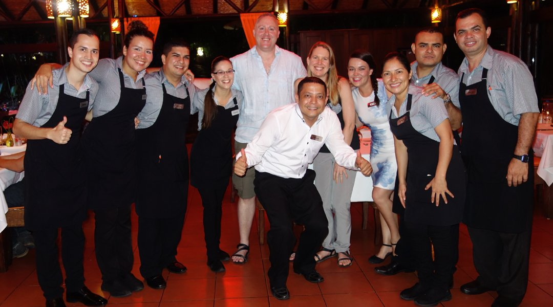 Pura Vida is shown in the spirit of restaurant workers in Costa Rica. Learn how to reduce stress with more pure vida at Yoga Mojo & Movement Therapy in Vancouver, Washington. Serving Camas, Felida, Washougal, Battle Ground, Hockinson, Salmon Creek, La Center and Ridgefiled, Washington.