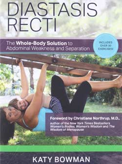 Learn what a diastasis recti is, how it happened and how to fix it in this book or learn more in person at Yoga Mojo & Movement Therapy in Vancouver, WA.