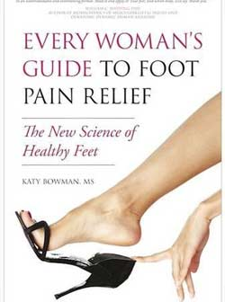 Learn how to relieve foot pain in this book or at Yoga Mojo & Movement Therapy in Vancouver, WA