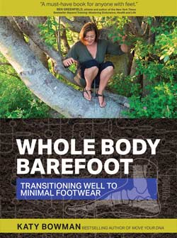 Learn why our feet are so important for good health and how to transition to minimal footwear in this book or at Yoga Mojo & Movement Therapy in Vancouver, WA